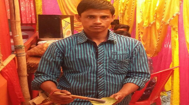 Self-employed differently abled Pan-Wala