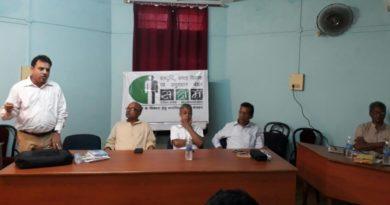Cornea Blindness Free INDIA workshop at Guwahati