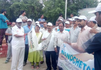 Freedom from BIAS INCLUSIVE india walk at Hyderabad
