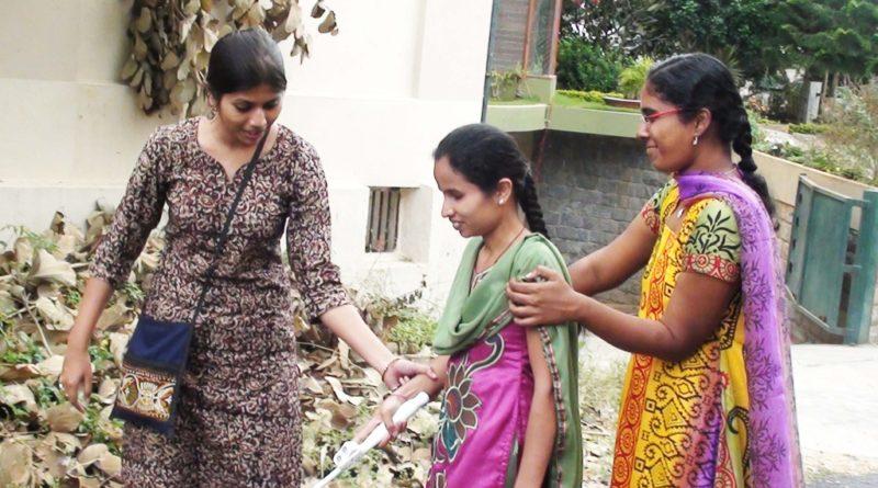 Visually Challenged New Developments Workshop at Dehradoon Uttarakhand