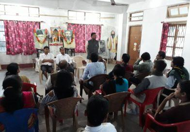 Karyakarta prasikshan Varga of SAKSHAM South Assam held at silchar