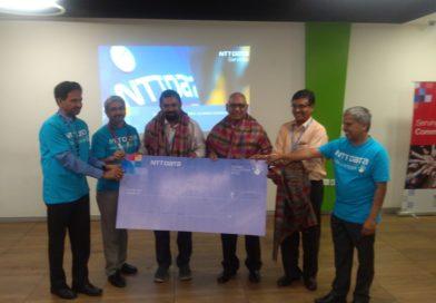 NTT Data sponsoring Saksham Activities