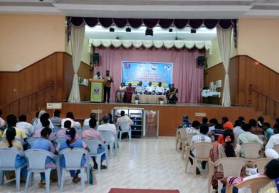 Saksham International disability day at Puducherry
