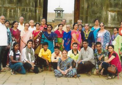 Divyang Anubhuti Yatra to RAIGARH FORT organised by Saksham Nashik