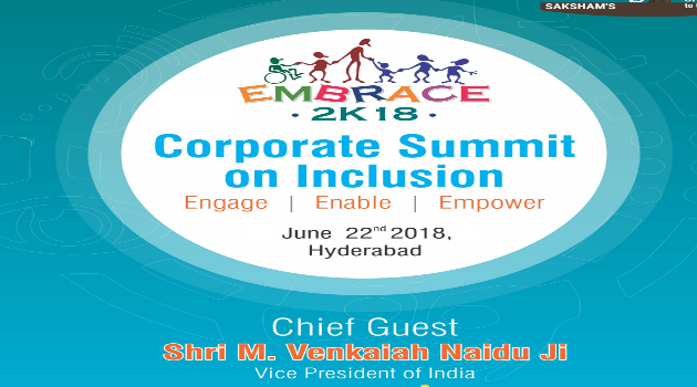Embrace 2k18 Corporate Summit on Inclusion