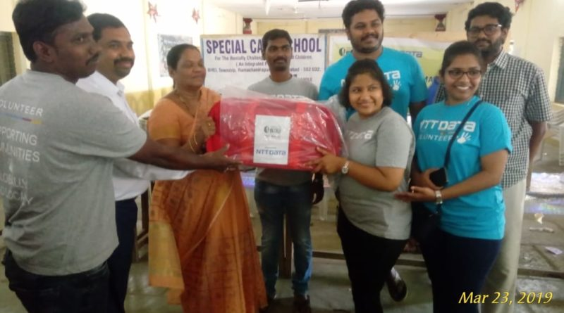 TLM KITS DISTRIBUTION PROGRAM | Sakshamseva.org